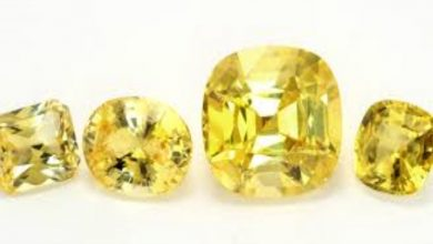 Photo of Why is going with the option of wearing yellow sapphire stone is a good idea?