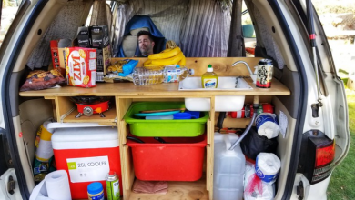 Photo of How To Pack Your Car For A Family Road Trip