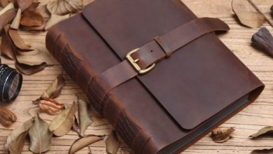 Photo of Personalized Leather Notebook Can Be A Special Gift for Your Special One