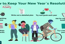 Photo of Give Yourself A Better Lifestyle By Achieving Your Resolution With Some Helpful Tips