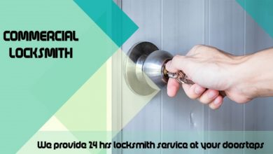 Photo of Commercial lock & key services in San Jose