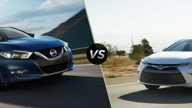 Photo of Nissan Altima VS Toyota Camry specs & features detailed comparison