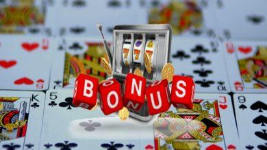 Photo of Online casino bonuses