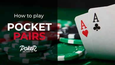 Photo of Pocket Cards Pair In Poker Games And How To Play It