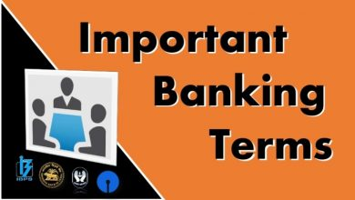 Photo of 9 Important Banking Terms You Should Know About