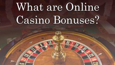 Photo of Online casino game bonuses explained