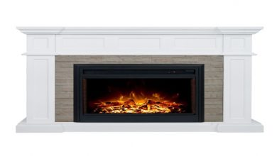 Photo of Take advantage of why you need an electric fireplace