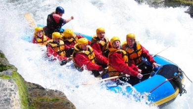 Photo of Get Ready For Thrilling Activity Rishikesh Rafting