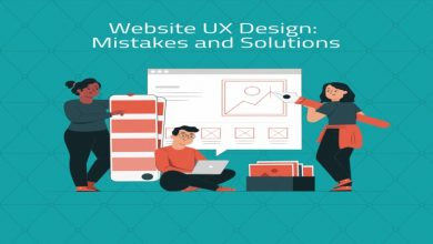 Photo of Website UX Design: Mistakes and Solutions