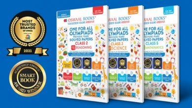 Photo of One for All Olympiad Books Launched for 2021 -22 All Olympiad Exams! Time to Ace Your Preparations