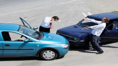 Photo of 4 driving mistakes that lead to car accidents.