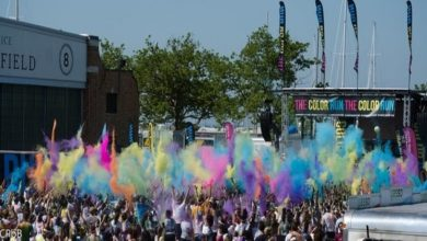 Photo of Mercedes Matzen: Where to Go When You Want to Do a Fun Run in New York