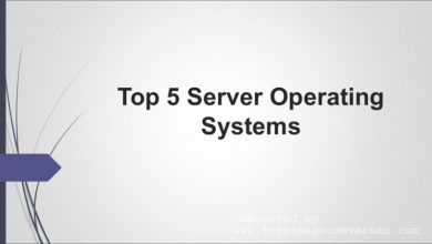Photo of Server Software: Operating Systems