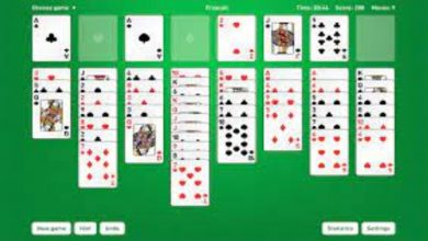 Photo of Solitaire and Other Online Card Games