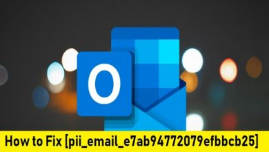 Photo of How to solve [pii_email_e7ab94772079efbbcb25] guaranteed solution