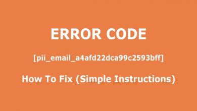 Photo of How To Solve [pii_email_a4afd22dca99c2593bff] Outlook error code