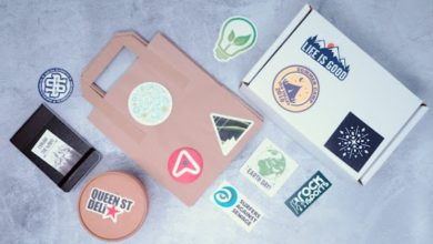 Photo of 4 Creative Packaging Design Ideas Using Stickers