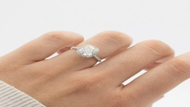 Photo of Everything You Must Know About the Halo Engagement Ring