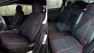 Photo of Tesla Model Y Seat Covers