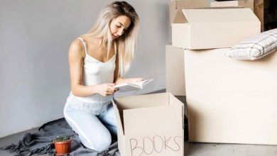 Photo of Packing Your Books for a Move