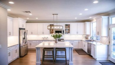 Photo of Choosing The Right Kitchen Cabinet For Kitchen Renovation